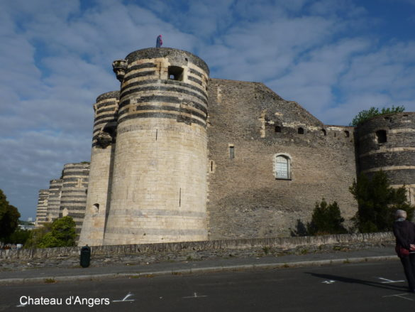 Chateau d´Angers